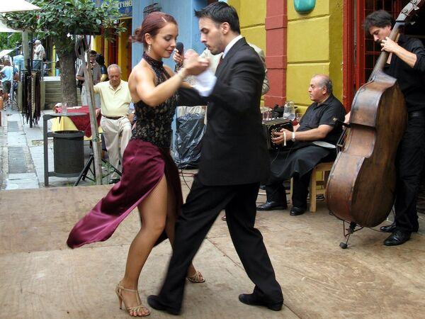 Восьмой чемпионат мира по танго завершился в Буэнос-Айресе