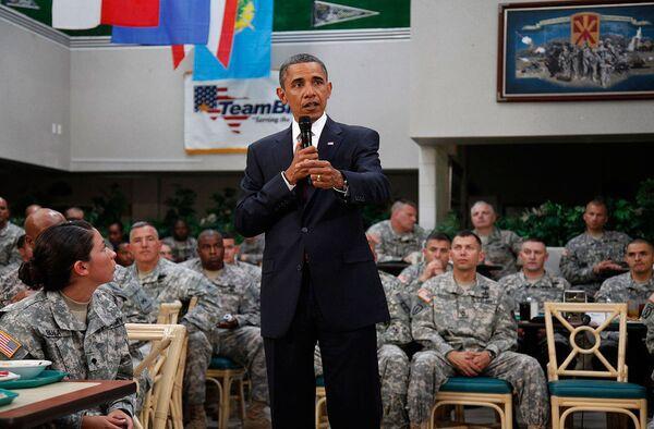 Заявление Барака Обамы о прекращении войны в Ираке