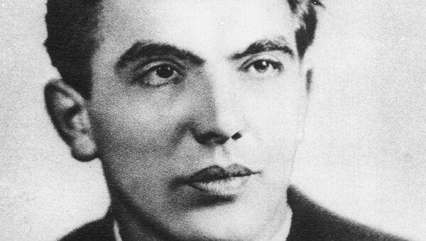 Национальный герой ЧССР Юлиус Фучик