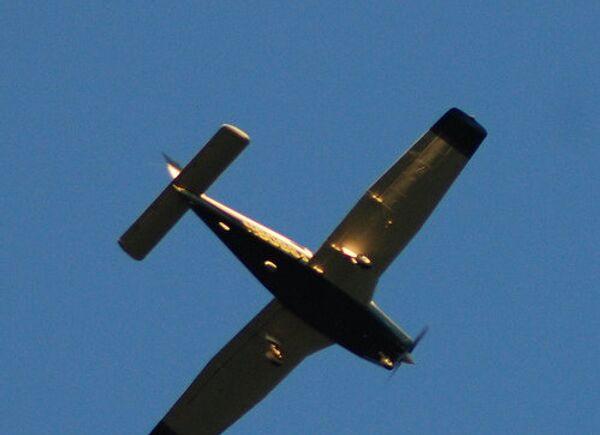 Одномоторный самолет. Архивное фото.