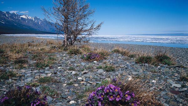 Весна на Байкале