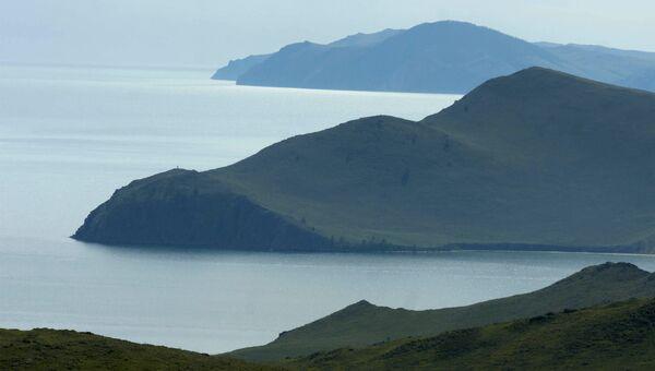 Озеро Байкал и окрестности. Архив