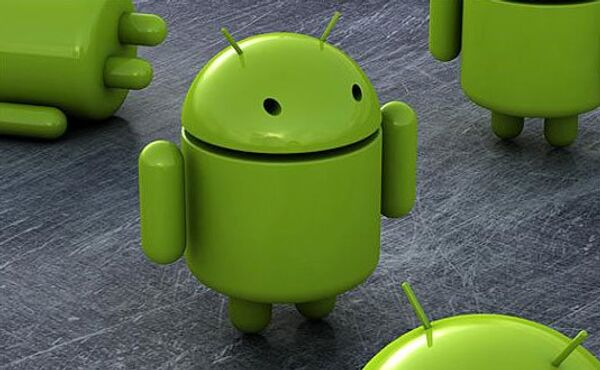 Логотип ОС Android
