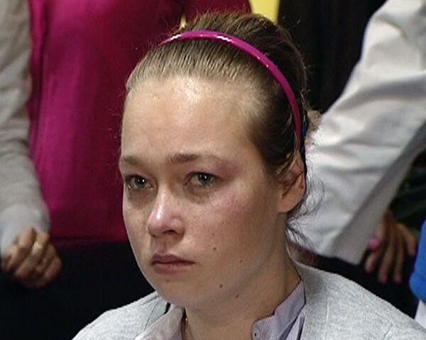 Бобслеистка Скворцова не сдержала слез, вернувшись в Москву