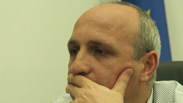 Министр МВД Грузии Иванэ Мерабишвили