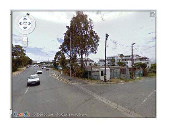 Сервис Google Street View