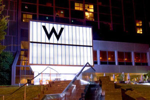 Внешний вид отеля W Atlanta Midtown