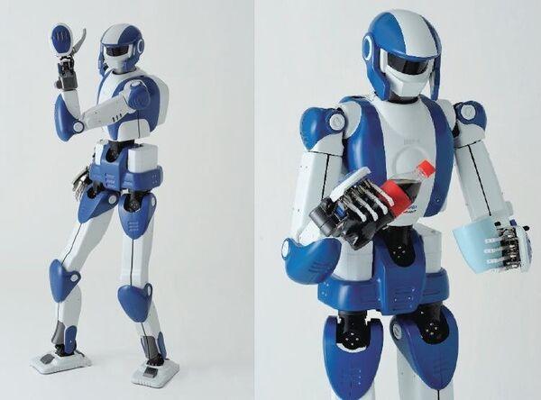 Робот HRP-4