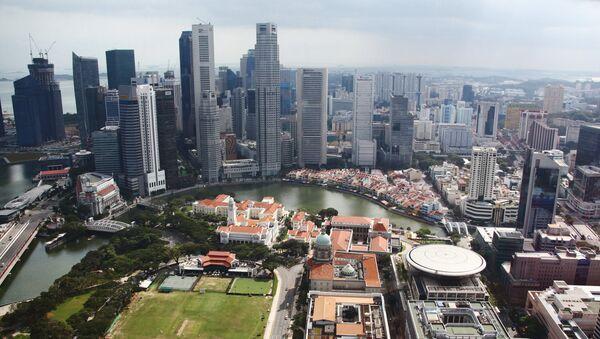 Зарубежные страны: Сингапур. Архивное фото