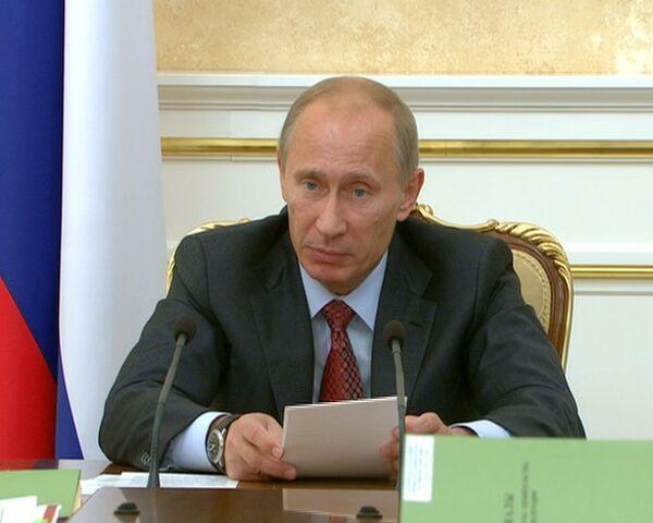 Путин рассказал, как избавиться от очередей у кабинетов чиновников