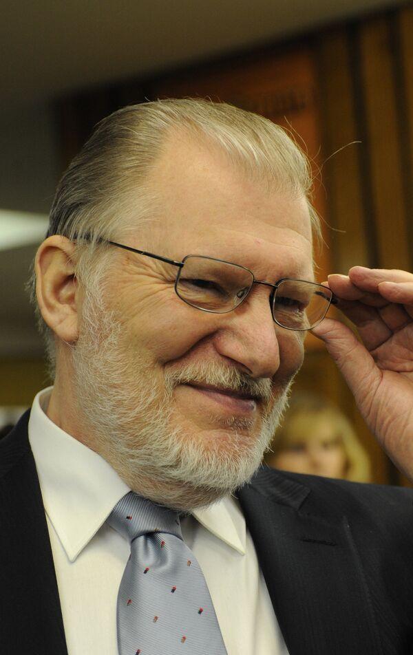 Атташе по вопросам культуры Посольства Литвы Юозас Будрайти