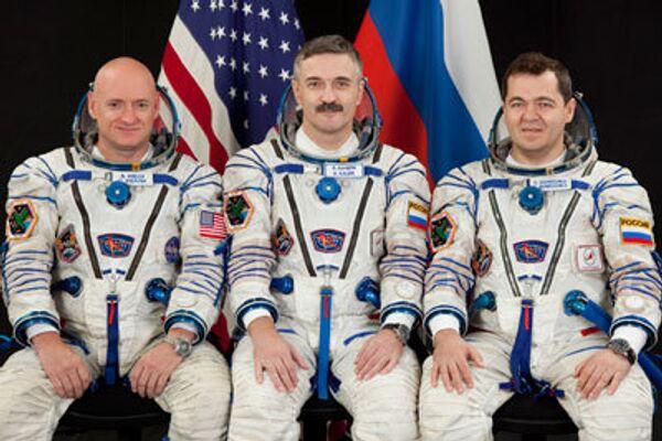 25-я экспедиция на МКС