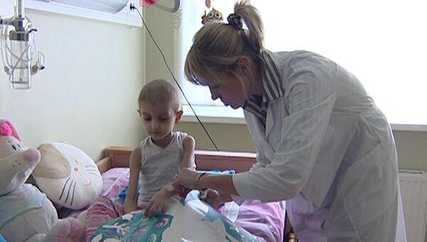 Отделение паллиативной помощи в Научно-практическом центре медицинской помощи детям с пороками развития черепно-лицевой области и врожденными заболеваниями нервной системы