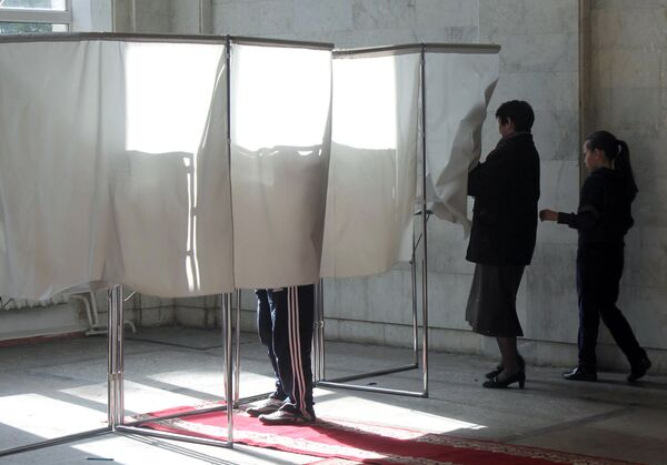 Выборы в Дагестане 10 октября 2010