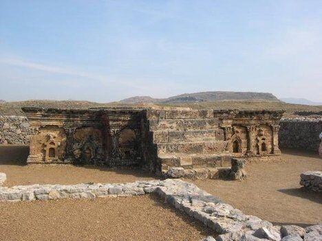 Таксила, средоточие древней цивилизации долины Инда, Пакистан