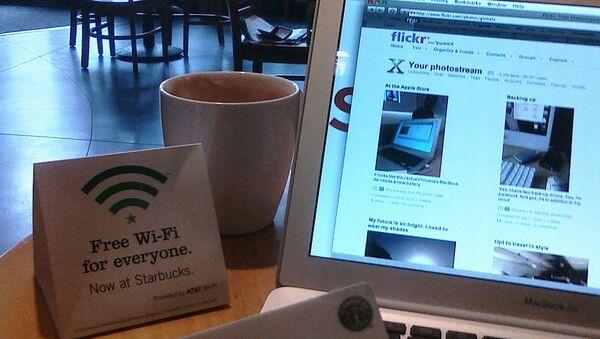 Кафе с Wi-Fi-доступом