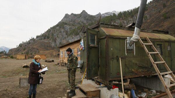 Всероссийская перепись населения 2010 в республике Алтай