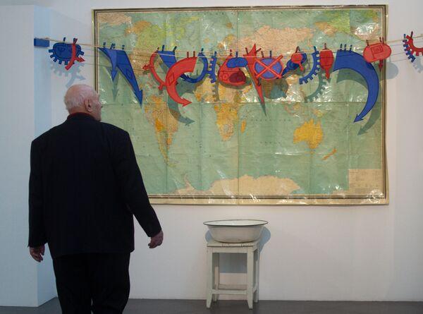 Выставка Поле действия. Московская концептуальная школа и ее контекст.70–80-е годы ХХ века