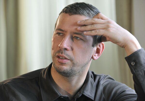 Интервью с актером Андреем Мерзликиным