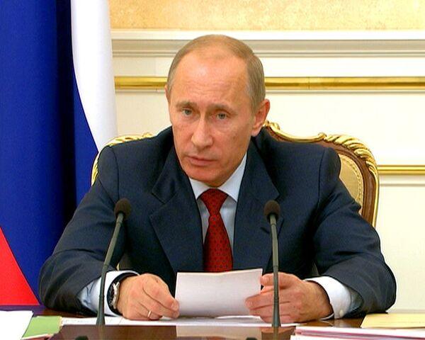 Путин выделил на премии успешным сельским хозяйствам 5 миллиардов рублей