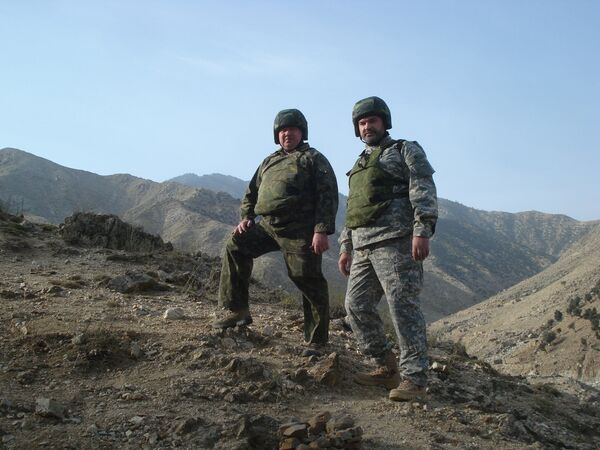 Первая в истории отношений России и США антинаркотическая операция на востоке Афганистана