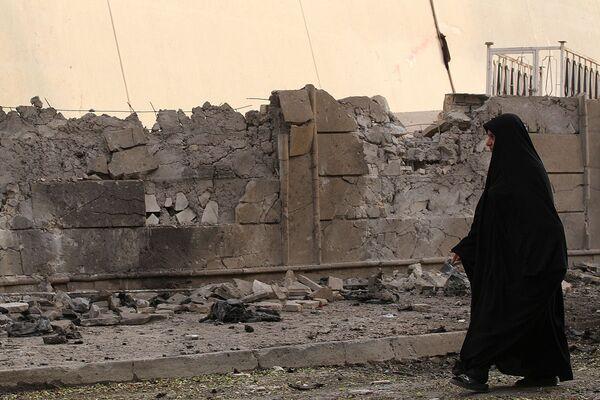 Перестрелка в католическом храме в Багдаде