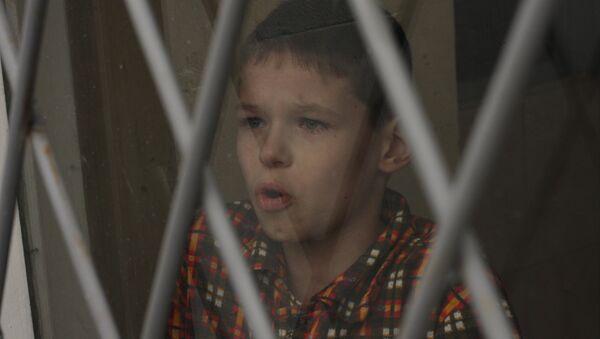 Пропавший мальчик 9 лет Сергей Гафин