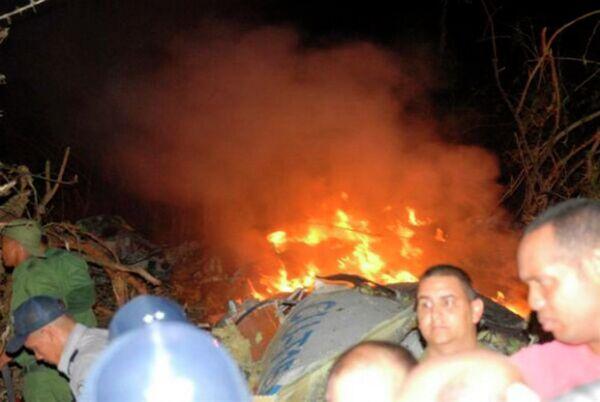 Крушение самолета компании Aerocaribbean на Кубе