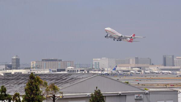 Боинг-747. Архивное фото