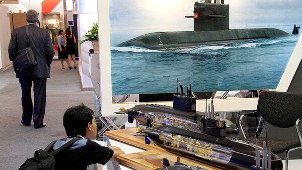 Международная выставка вооружения и военной техники INDO Defence. Архивное фото
