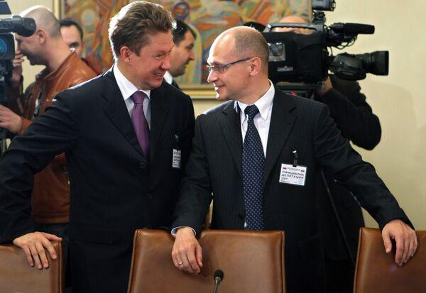 Российско-болгарские переговоры в Софии