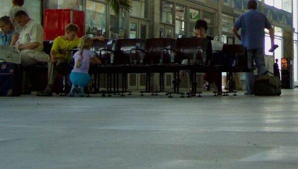 В воронежском аэропорту. Архивное фото