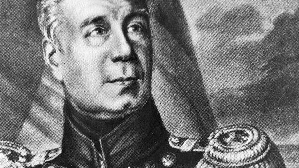 Русский мореплаватель Иван Крузенштерн