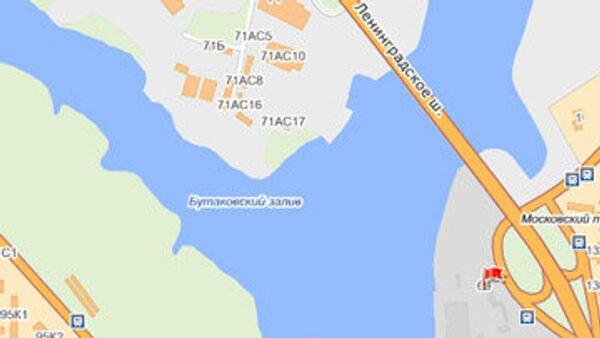 Выброс аммиака произошел на севере Москвы