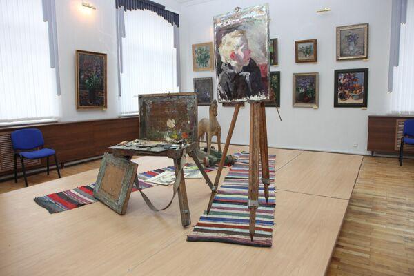 Музей Аркадия Пластова открылся в Ульяновске