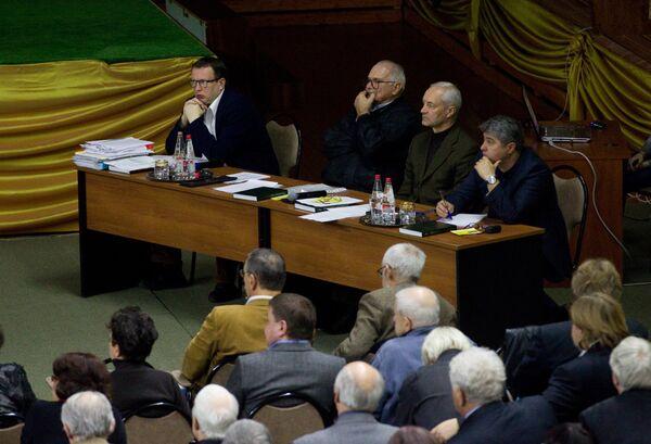 VIII съезд Союза кинематографистов России