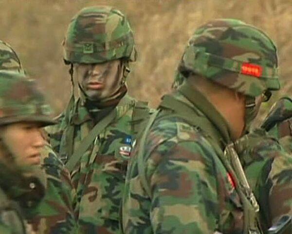 КНДР назвала провокацией совместные учения Южной Кореи и США
