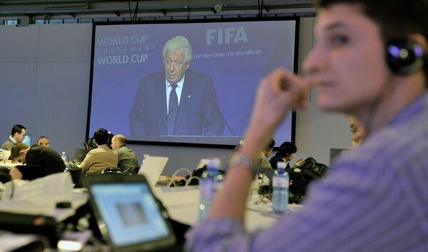 Выборы стран организаторов Чемпионатов Мира по футболу 2018 и 2022 года