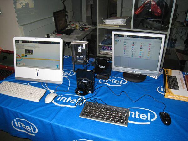 Устройства на платформе MeeGo собираются продавать как зарубежные, так и отечественные производители компьютеров