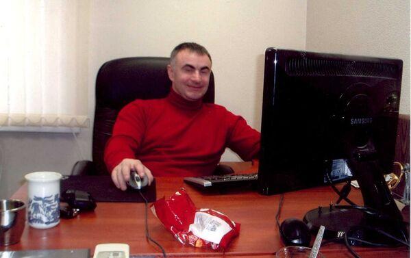 Владимир Калашников