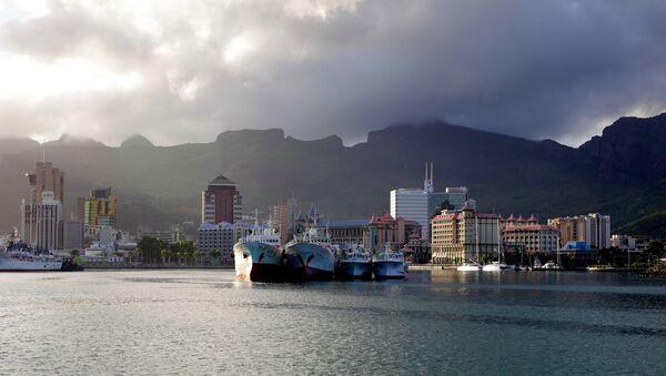 Остров Маврикий. Архивное фото