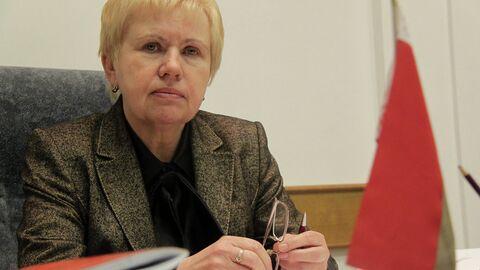 Глава Центризбиркома Белоруссии Лидия Ермошина