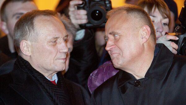 Митинг оппозиции прошел в Минске. Архивное фото