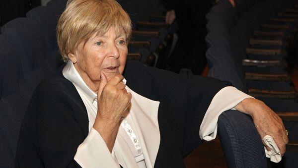 Актриса Ольга Аросева