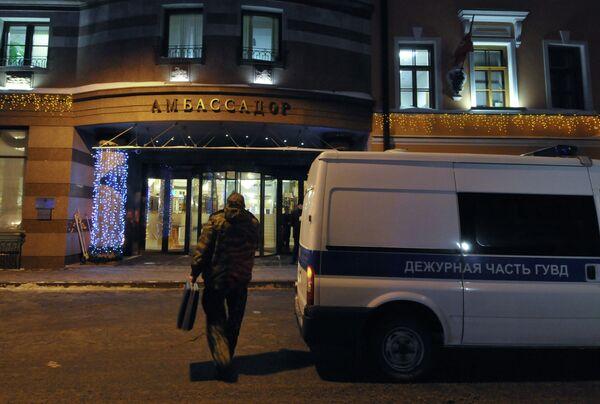 Гостиница Амбассадор в Санкт-Петербурге