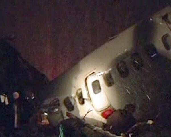 Boeing-727 разбился в Иране при заходе на посадку. Видео с места ЧП