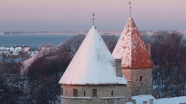 Столица Эстонии Таллин