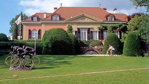 Штаб-квартира МОК в Лозанне. Архивное фото