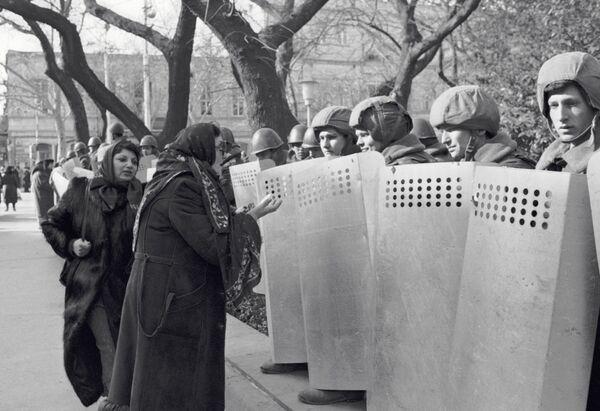 События января 1990 года в Азербайджане стали следствием сложных геополитических процессов