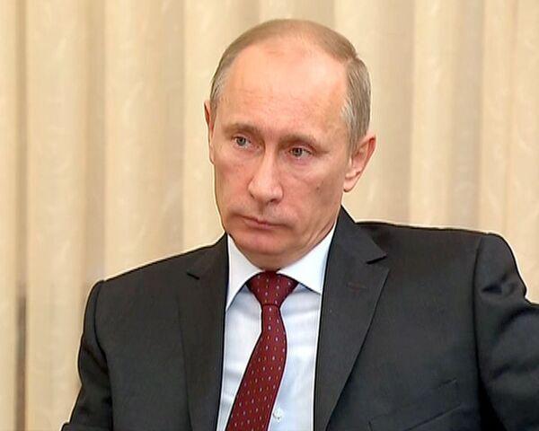 Путин предложил давать по рукам за необоснованный рост тарифов ЖКХ